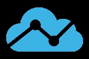 TradingView Logo – Blue