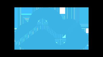TradingView Logo - Blue